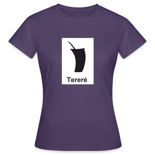 terere paraguayo - Camiseta mujer