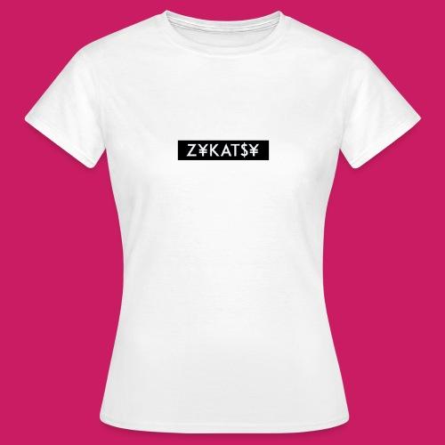 ZYKATSY - T-shirt dam