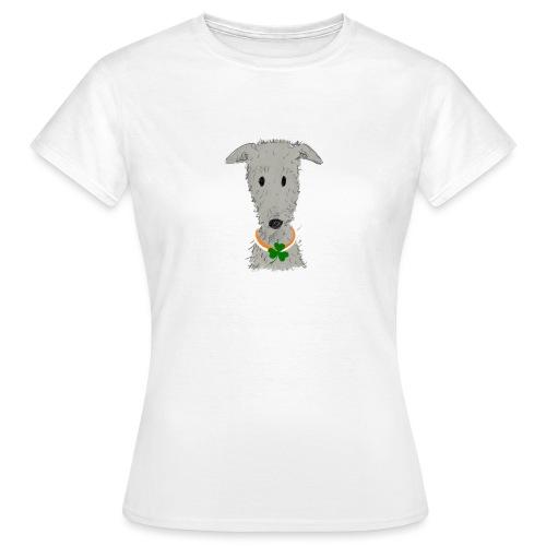 Irish Wolfhound - Frauen T-Shirt