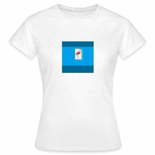 Flamingoscotteri - Maglietta da donna