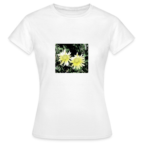 Flores silvestres - Camiseta mujer