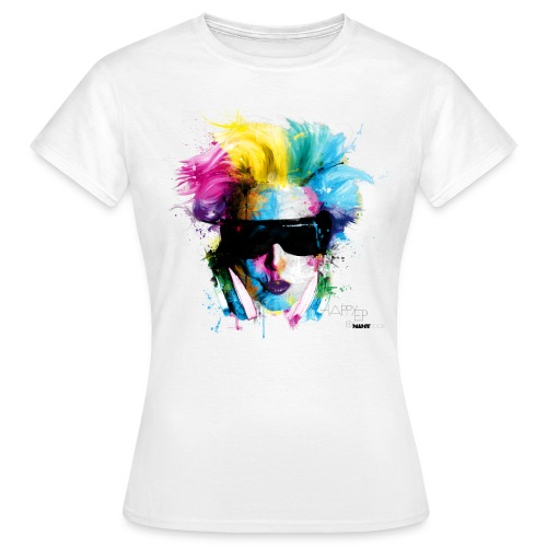 visuel tee shirt happy ep - Women's T-Shirt