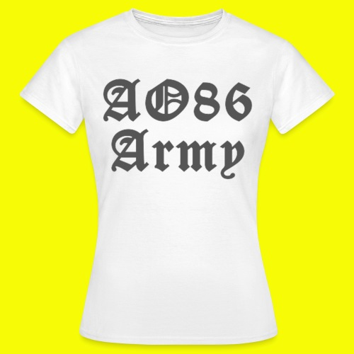 T Shirt Army grau png - Frauen T-Shirt