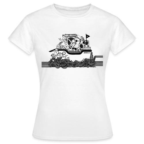 Emanuelle T-Shirt (Frauen) - Frauen T-Shirt