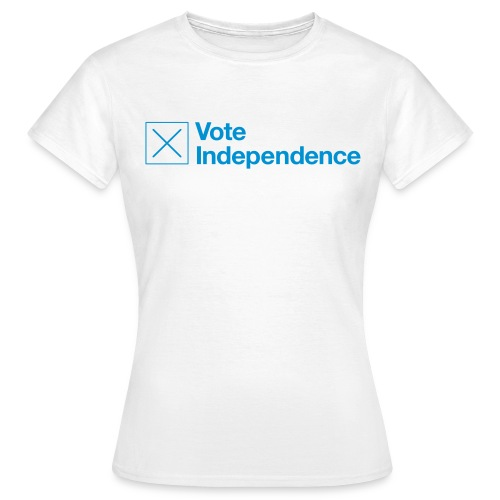 Vote Independence - Women's T-Shirt