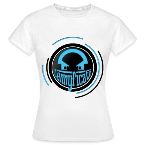 lennyficate logo hq - Frauen T-Shirt