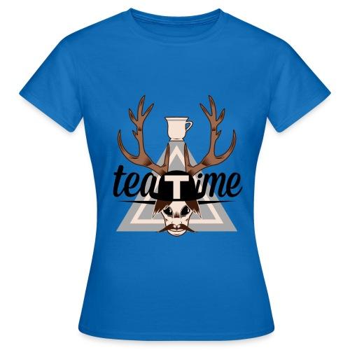 Logo TeaTime - T-shirt Femme