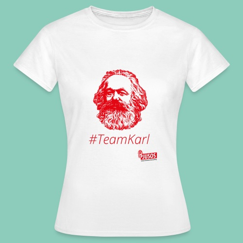 team karl png - Frauen T-Shirt