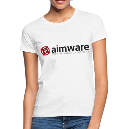 aimware logo - Women's T-Shirt