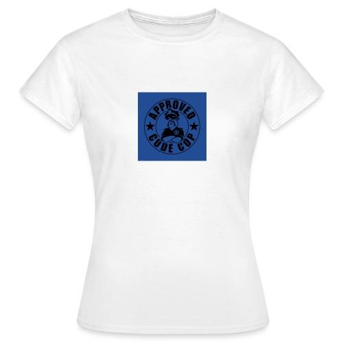Codecop Approved 32 39mm 400DPI - Women's T-Shirt