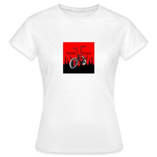 badge002 - T-shirt Femme