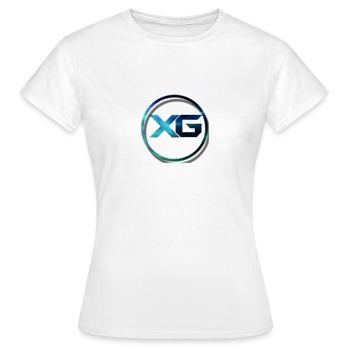 XG T-shirt - Vrouwen T-shirt