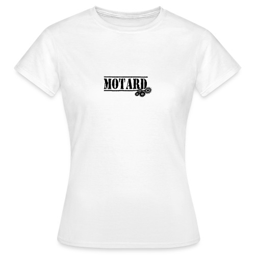 Motard Logo - Maglietta da donna