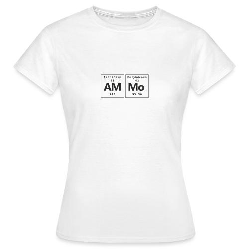 Ammo - Dame-T-shirt