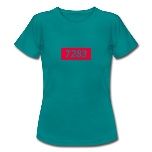7283-Red - Women's T-Shirt