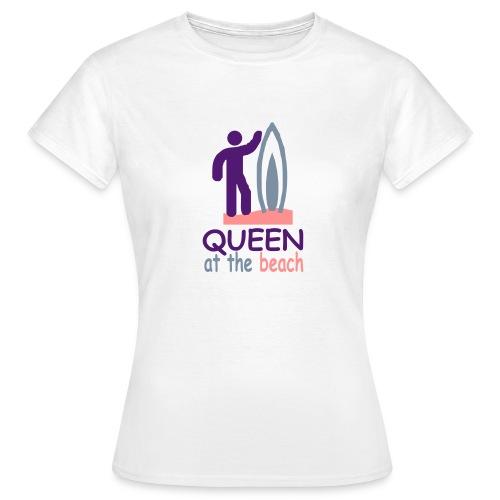 surfen - Frauen T-Shirt