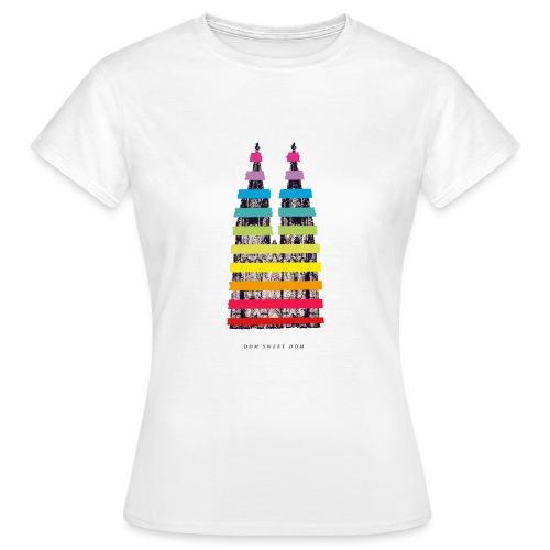 DOM SWEET DOOM (Pride Edition) - Frauen T-Shirt