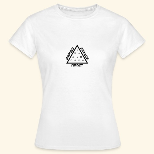 Skämshögen - T-shirt dam
