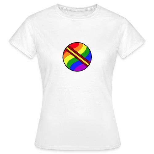 pelota lgtb-españa - Camiseta mujer
