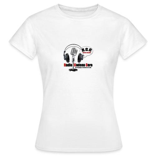 nouveau logo radio - T-shirt Femme