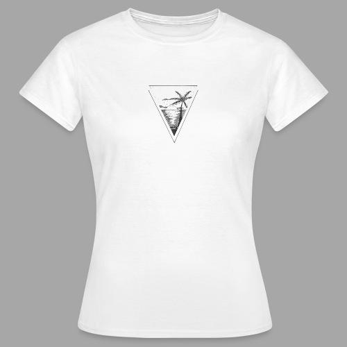 Infini paradis - T-shirt Femme