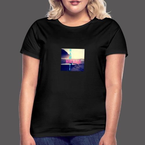 Hawaii Mahalo - Frauen T-Shirt