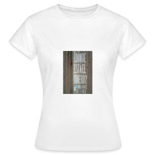 Hnd - Camiseta mujer