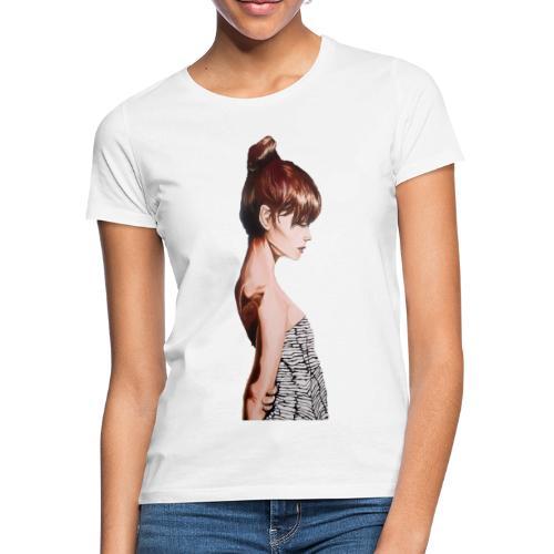 JG - Women Motiv 1 - Frauen T-Shirt