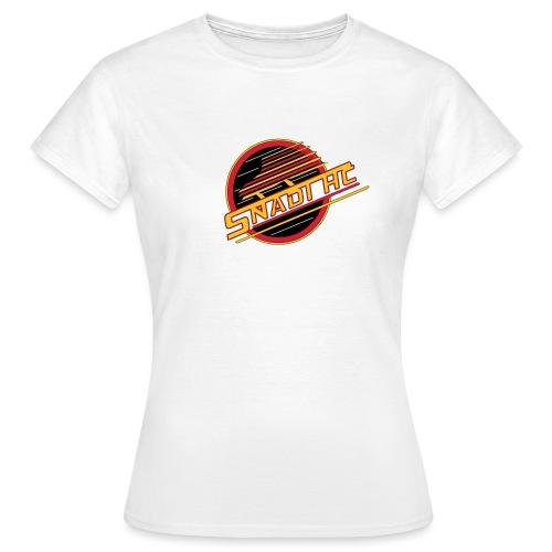 Snadi alternate logo - Naisten t-paita
