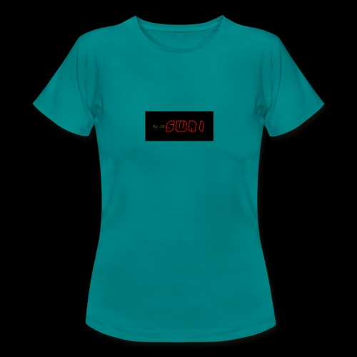 swai red box logo - Frauen T-Shirt