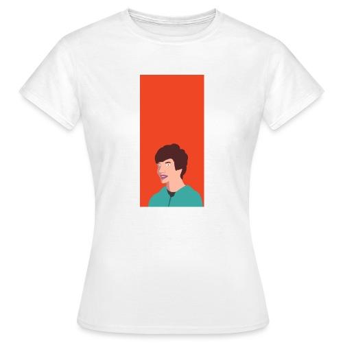 Aron Deksel v.2 6/6S - T-skjorte for kvinner