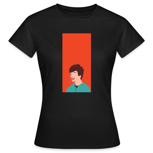 Aron Deksel v.2 6/6S Plus - T-skjorte for kvinner