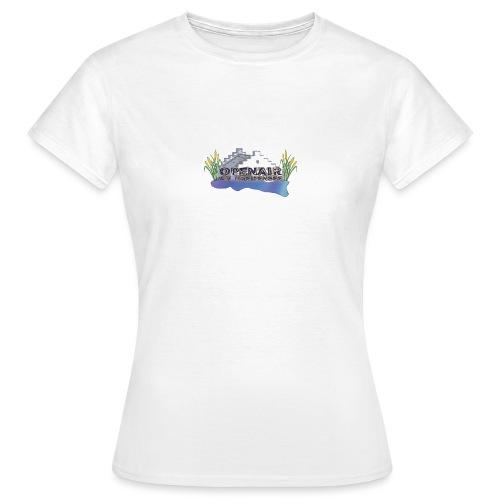Openair am Greifensee Retro - Frauen T-Shirt
