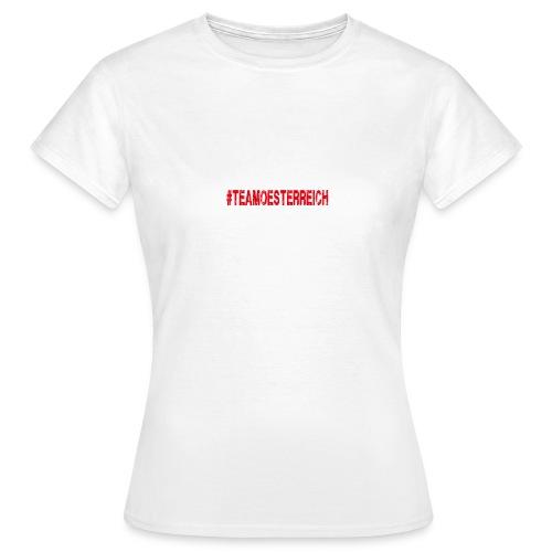 teamoesterreich1 - Frauen T-Shirt