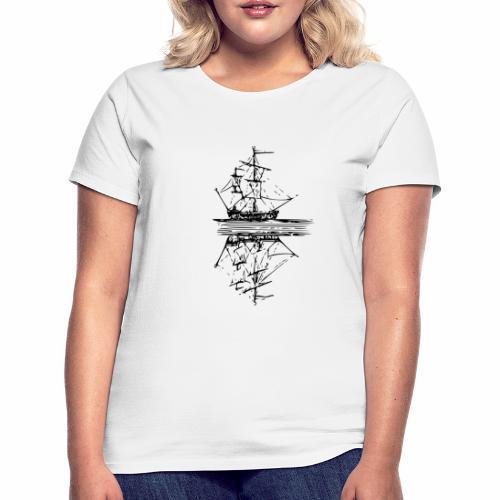 sailing - T-shirt Femme