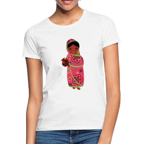 Lovedesh Art - Ira Kolshi Doll - Women's T-Shirt