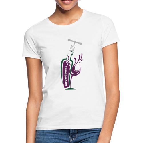 Plaisir de Bourgogne - T-shirt Femme