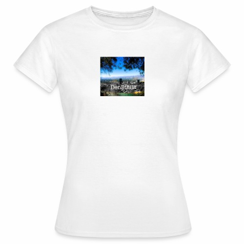 Denstella - Dame-T-shirt