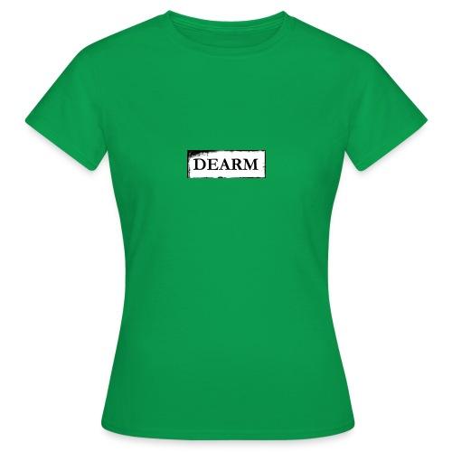 dear png - Women's T-Shirt
