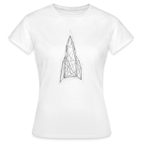 TUST black rocket - Frauen T-Shirt