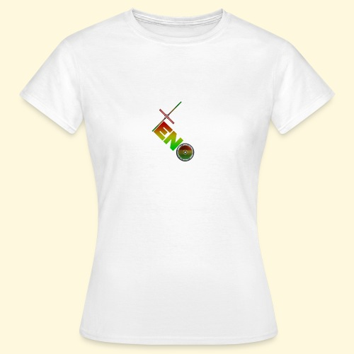 Scooter Logo - Rasta - Women's T-Shirt