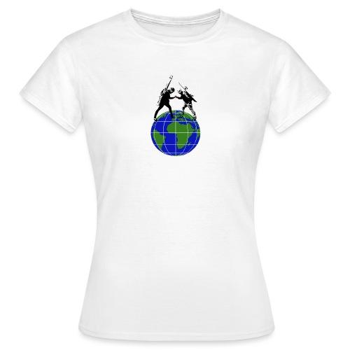 Utforske 2018 - T-skjorte for kvinner