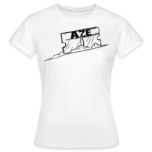 aze - Frauen T-Shirt