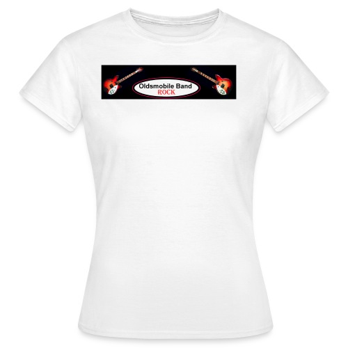 Oldsmobile-Band-Logo5 - Frauen T-Shirt