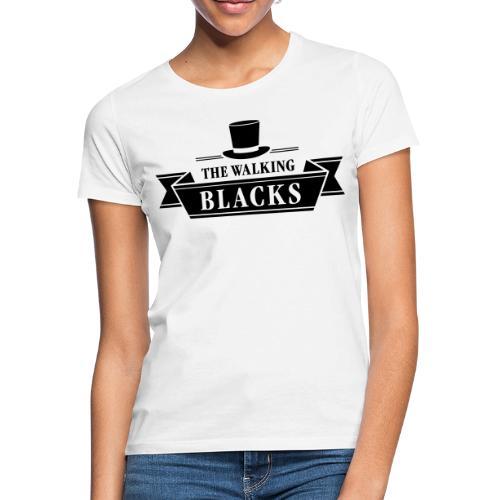 The Walking Blacks - Frauen T-Shirt