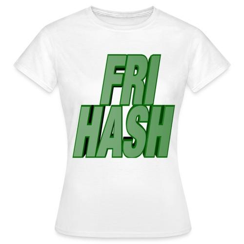 Fri png - Dame-T-shirt