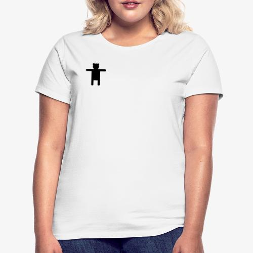 Epic Ippis Entertainment logo desing, black. - Women's T-Shirt