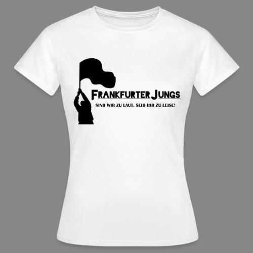 frankfurter_jungs - Frauen T-Shirt