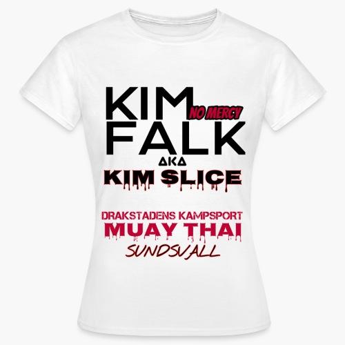 KIM FALK - T-shirt dam