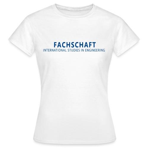Fachschaft ISE - Frauen T-Shirt